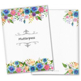 Mutterpasshülle 3-teilig Florentina (Color Dream, ohne Personalisierung)