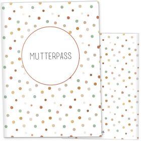 Mutterpasshülle / Mutter-Kind-Pass Hülle 3-teilig Little Friend