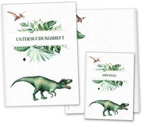 U-Heft Hüllen Set Dinosaurier