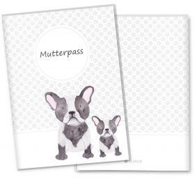 Mutterpasshülle 3-teilig Haustiere