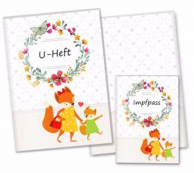 U-Heft Hülle SET Mommy Love Butterfly